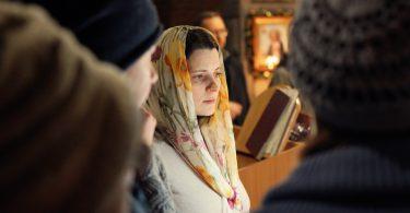 крещение господне в храме луки