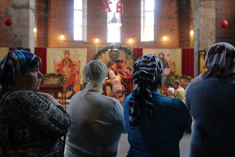 литургия в день жен-мироносиц