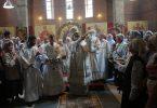 Престольный праздник в храме св Луки