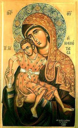 """икона Божией Матери """"Милостивая"""""""
